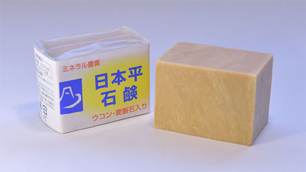 日本平石鹸