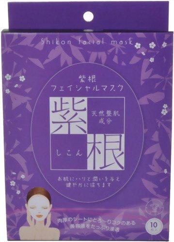 紫根フェイシャルマスク