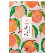 日本の四季湯 桃の香り
