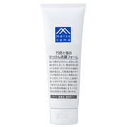 竹炭と塩のせっけん洗顔フォーム