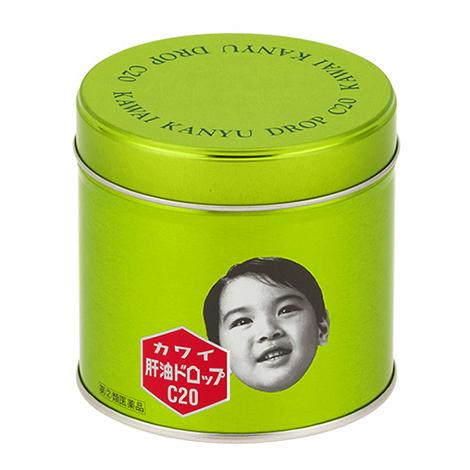 カワイ肝油ドロップC20