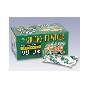 グリーン末 湧永製薬