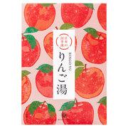 日本の四季湯 りんごの香り
