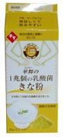 華舞の1兆個の乳酸菌ときな粉