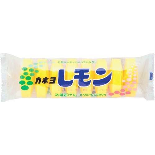 レモン石鹸 カネヨ