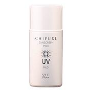 サンスクリーン ミルク UV マイルド