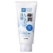 極潤 ヒアルロン洗顔フォーム
