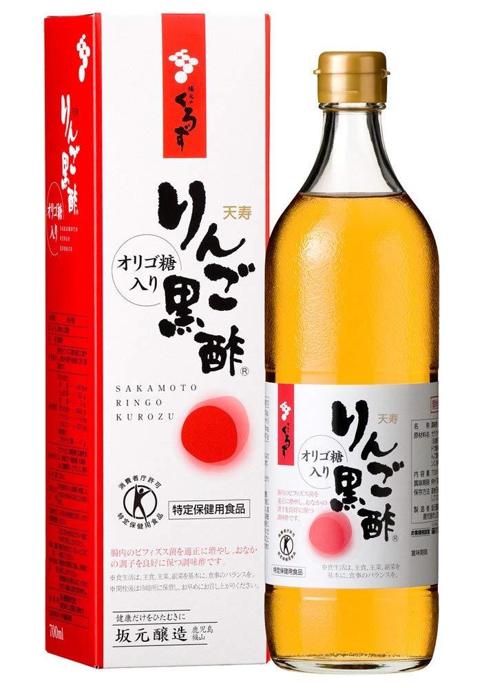 天寿りんご黒酢