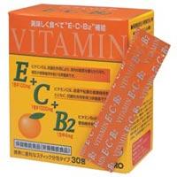ビタミンE+C+B2顆粒