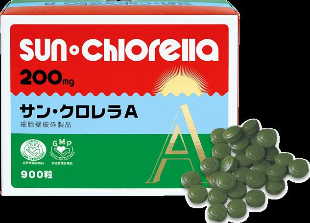 サン・クロレラA サン・クロレラ
