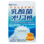 乳酸菌オリゴ糖 井藤漢方製薬