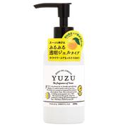 高知県産YUZU ボディオイルクリーム