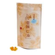 北海道産 亜麻仁油サプリメント