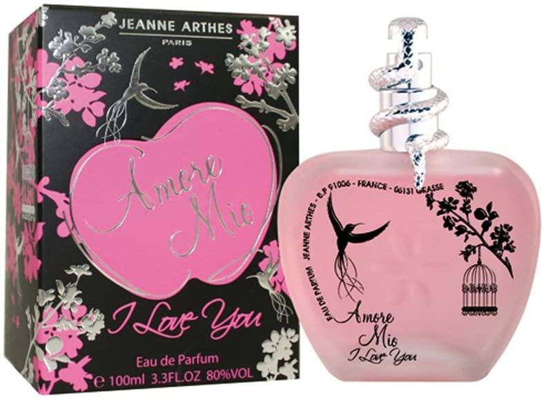 アモーレミオ アイラブユーの香りについての投稿まとめ